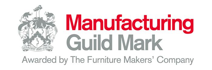 Burford Kitchens Manufacturing Guild Mark