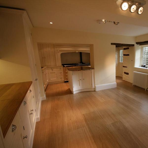 Solid Wood Flooring Oiled Oak